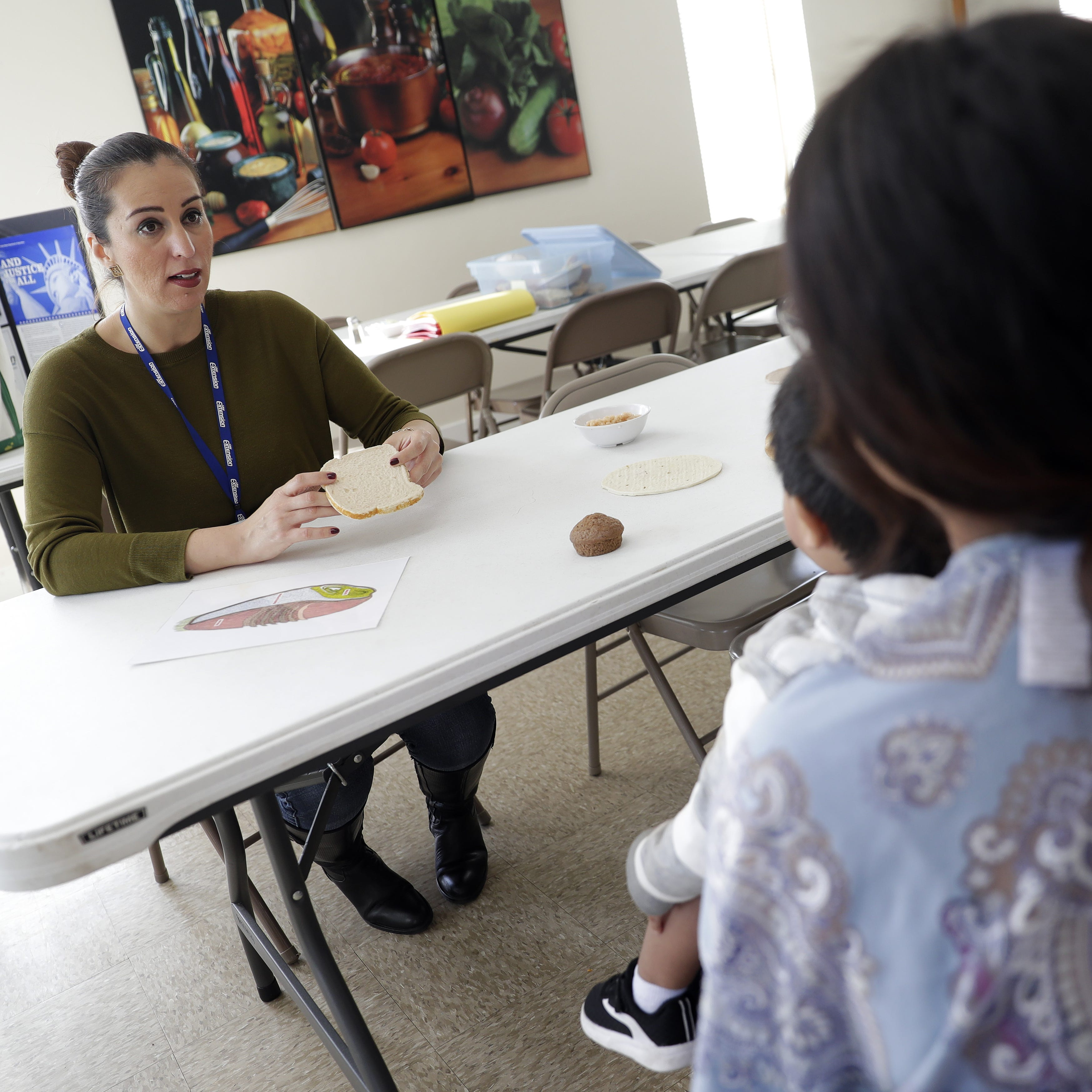 Stock the Shelves: Education for recipients, donors key to food pantry success