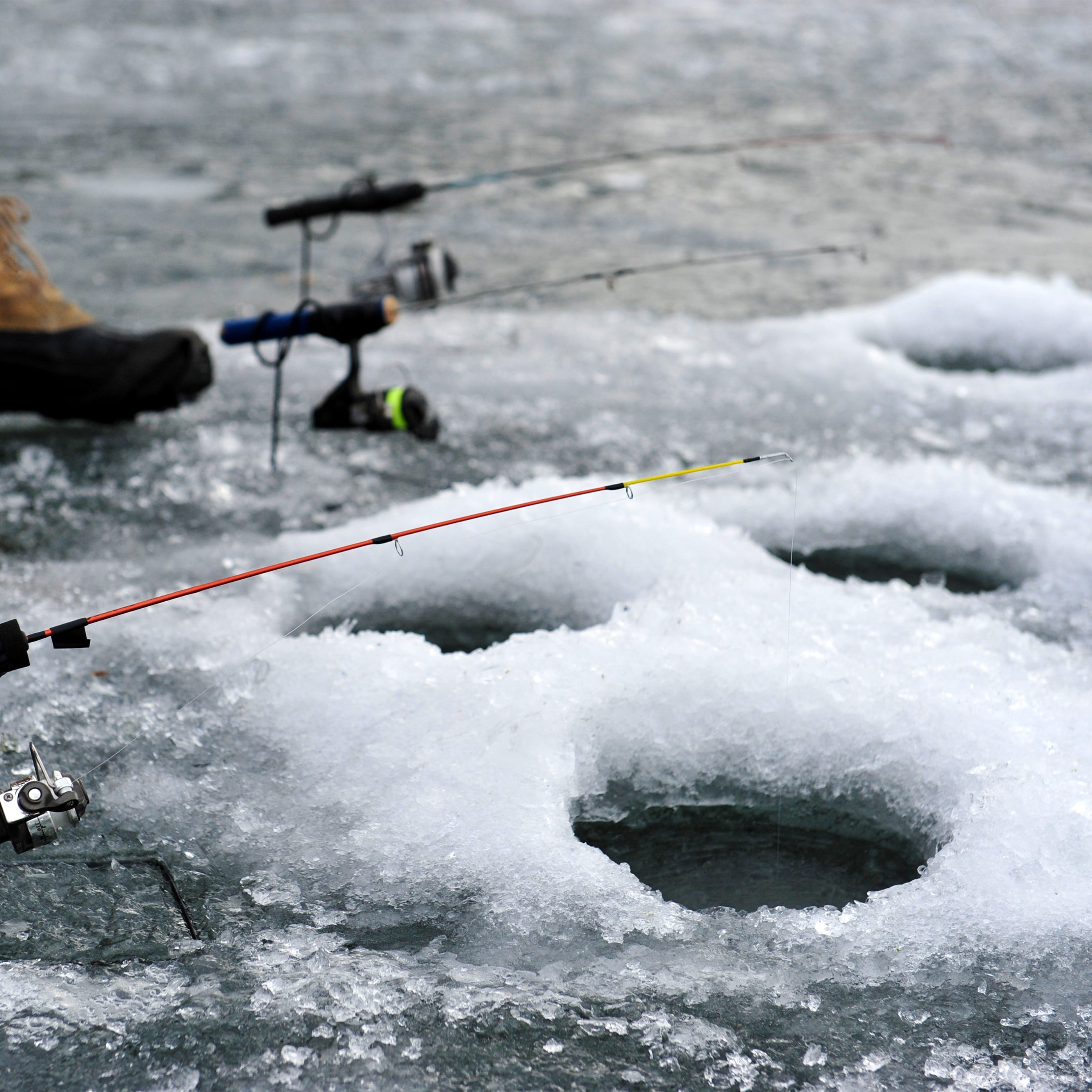 Ice fishing contests approved for Regions 4, 6