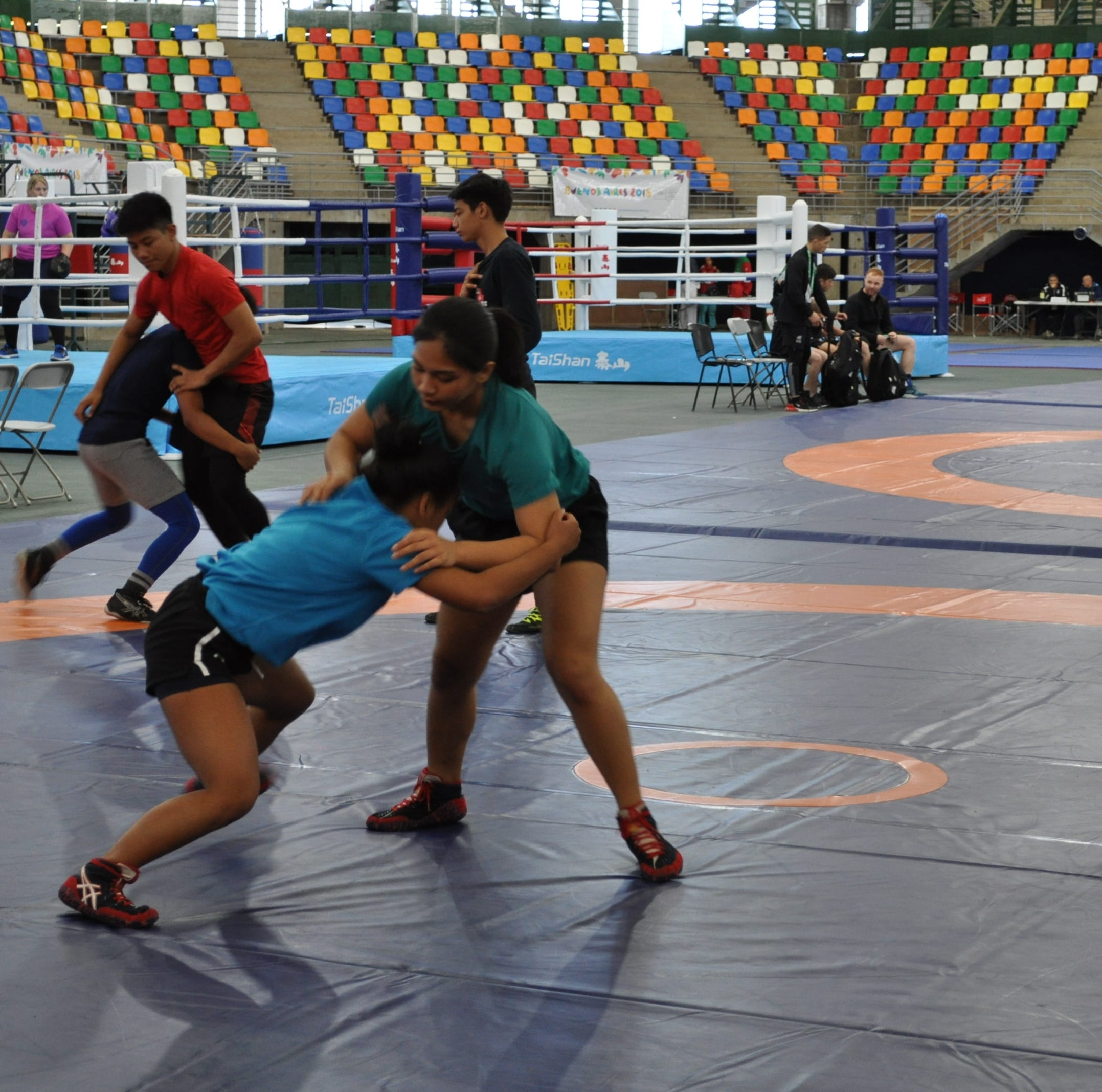 Our View: We should be proud of wrestlers who represented Guam in Youth Olympics