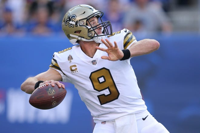 New Orleans Saints quarterback Drew Brees has been fighting assumptions  about his skill level since he got out of high school.
