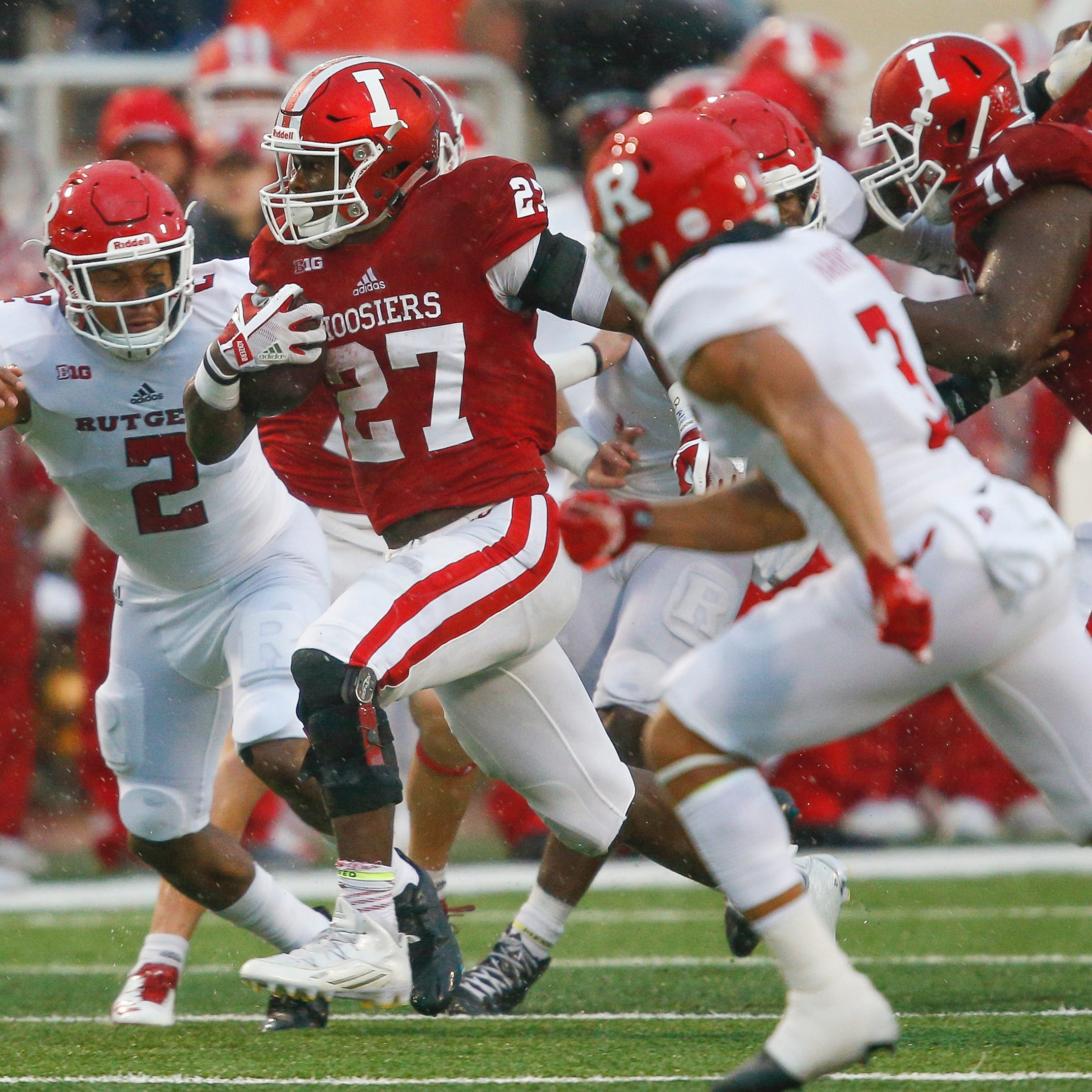 Indiana suspends running back Morgan Ellison after sex assault investigation