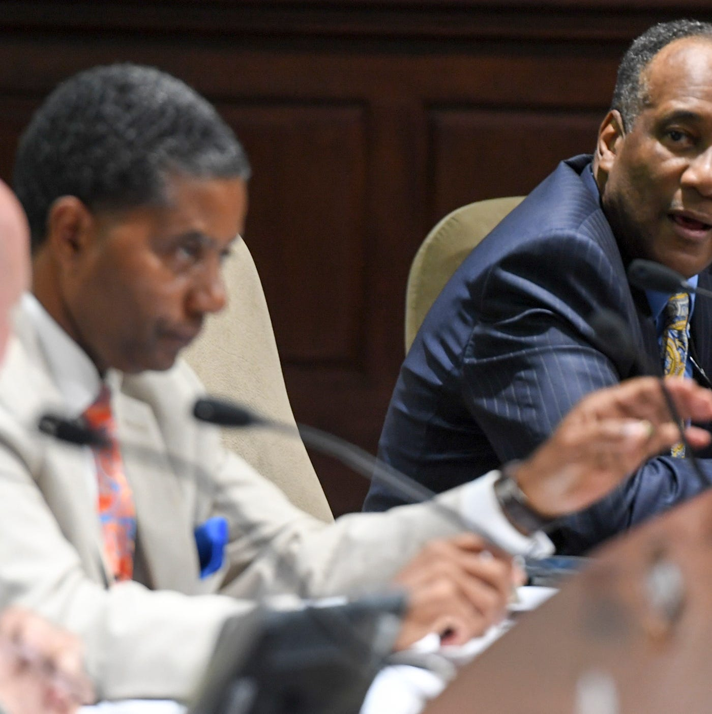 Ethics committee recommends censure for JMCSS board member Morris Merriweather