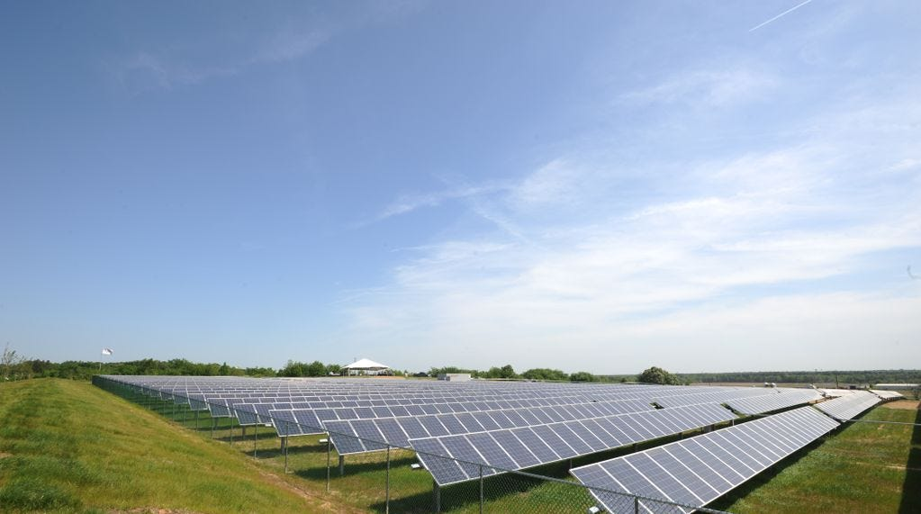 Silicon Ranch mulls 2nd solar farm near Memphis