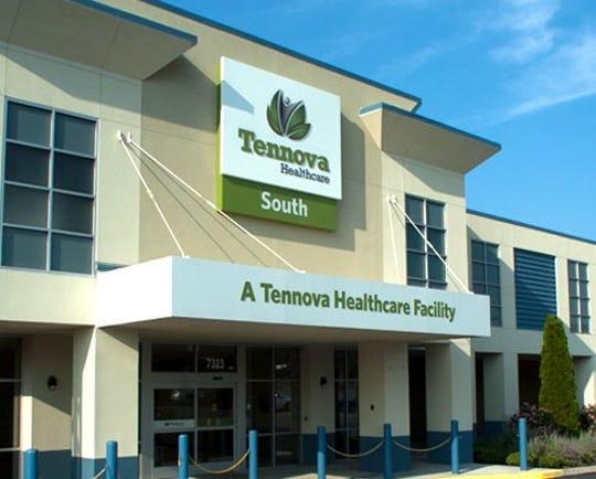 Tennova South facility.