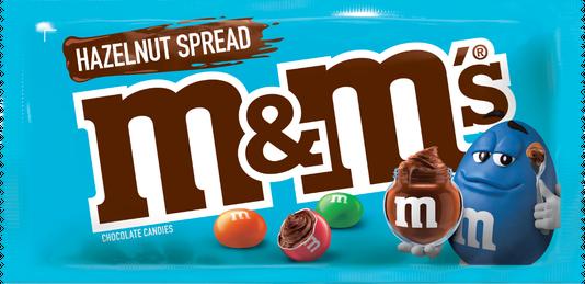 Mms Hazelnut Spread Packaging Photo