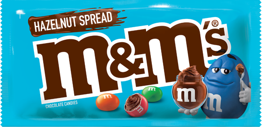Hazelnut Spread M&Ms, coming in April 2019, will only be made at the Cleveland, Tennessee, factory.