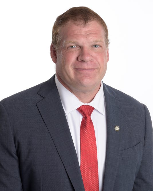 Mayor Glenn Jacobs Headshot