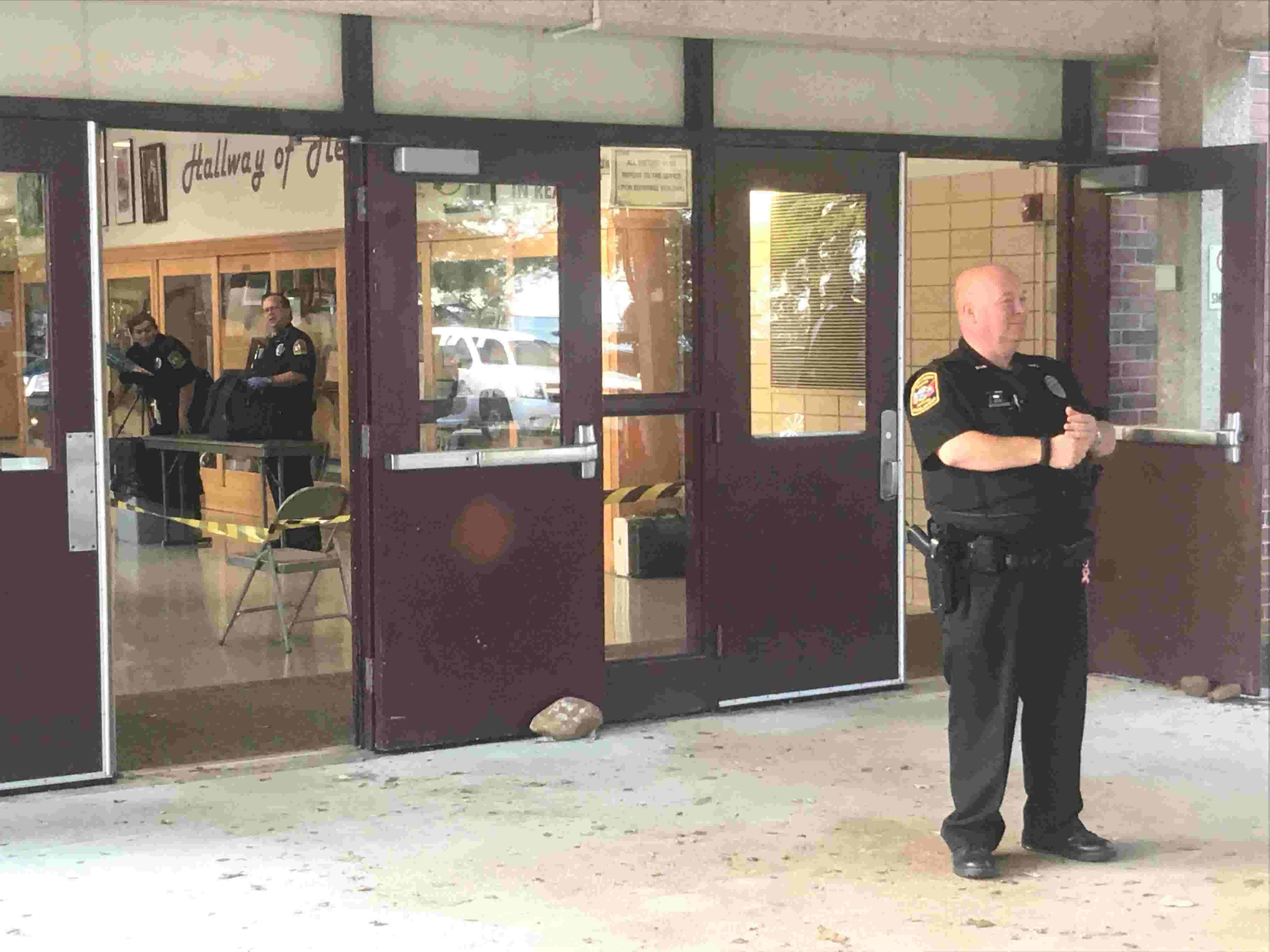 Multiple Knox Schools increase security after social media threats