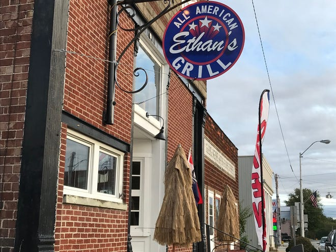 Ethan's All American Grill in Rossville