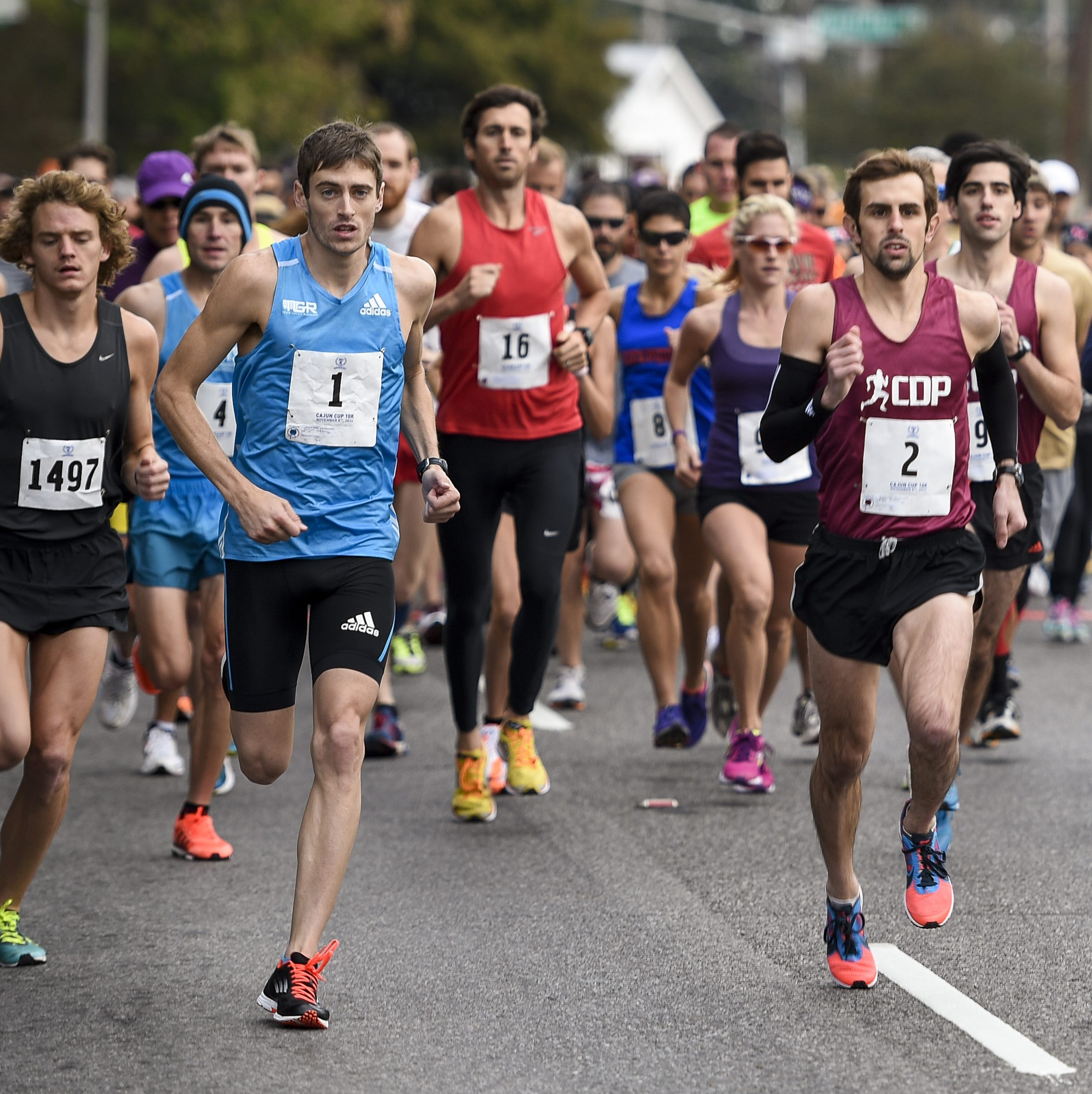 Want to get into shape? There's a 5K for that