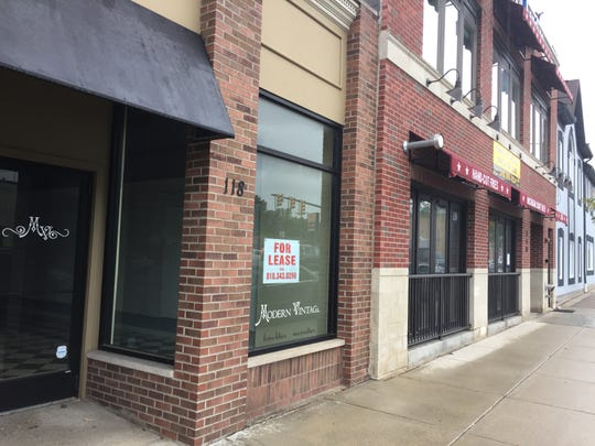 The former locations of Bagger Dave's Burger Tavern and Modern Vintage in downtown Brighton will be the new home of Jameson's Irish Pub and Grill.