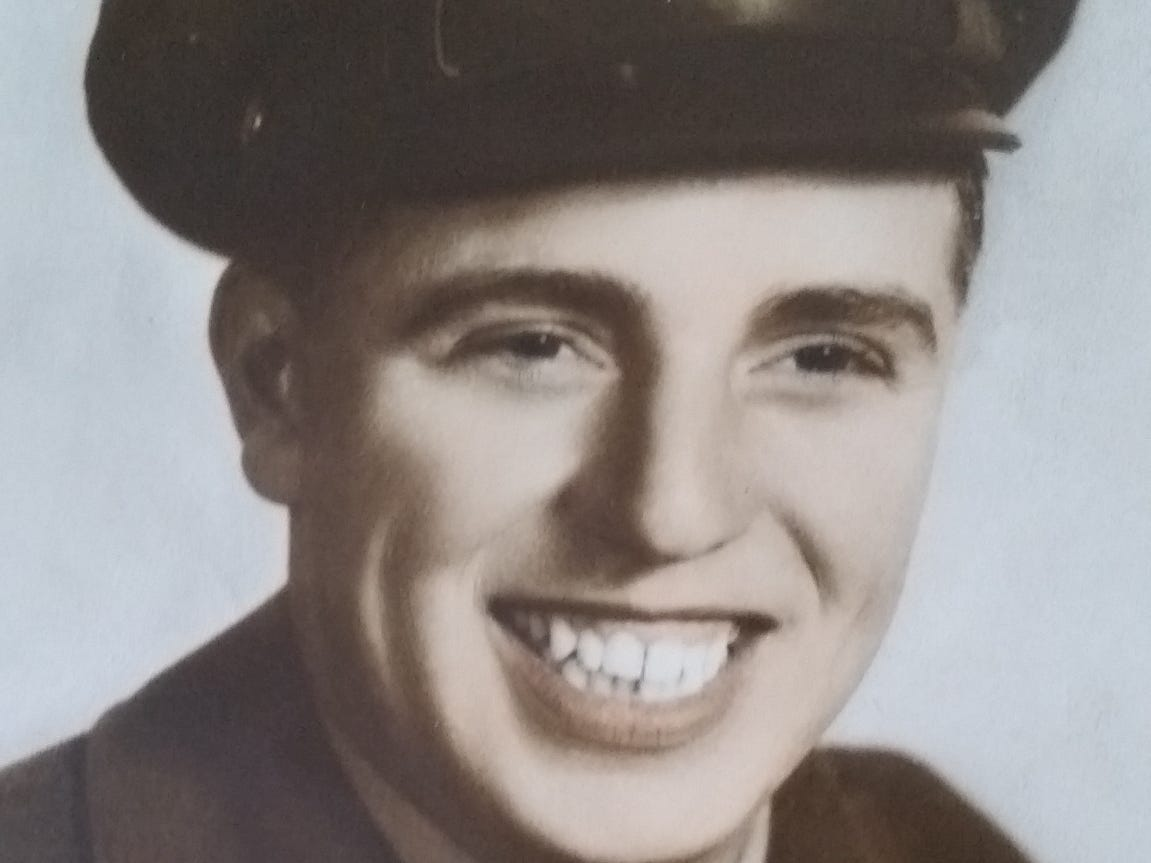 Veteran's story: He helped build an air base in Korea