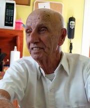 Harlan Webb, 85, is a Korean War veteran.