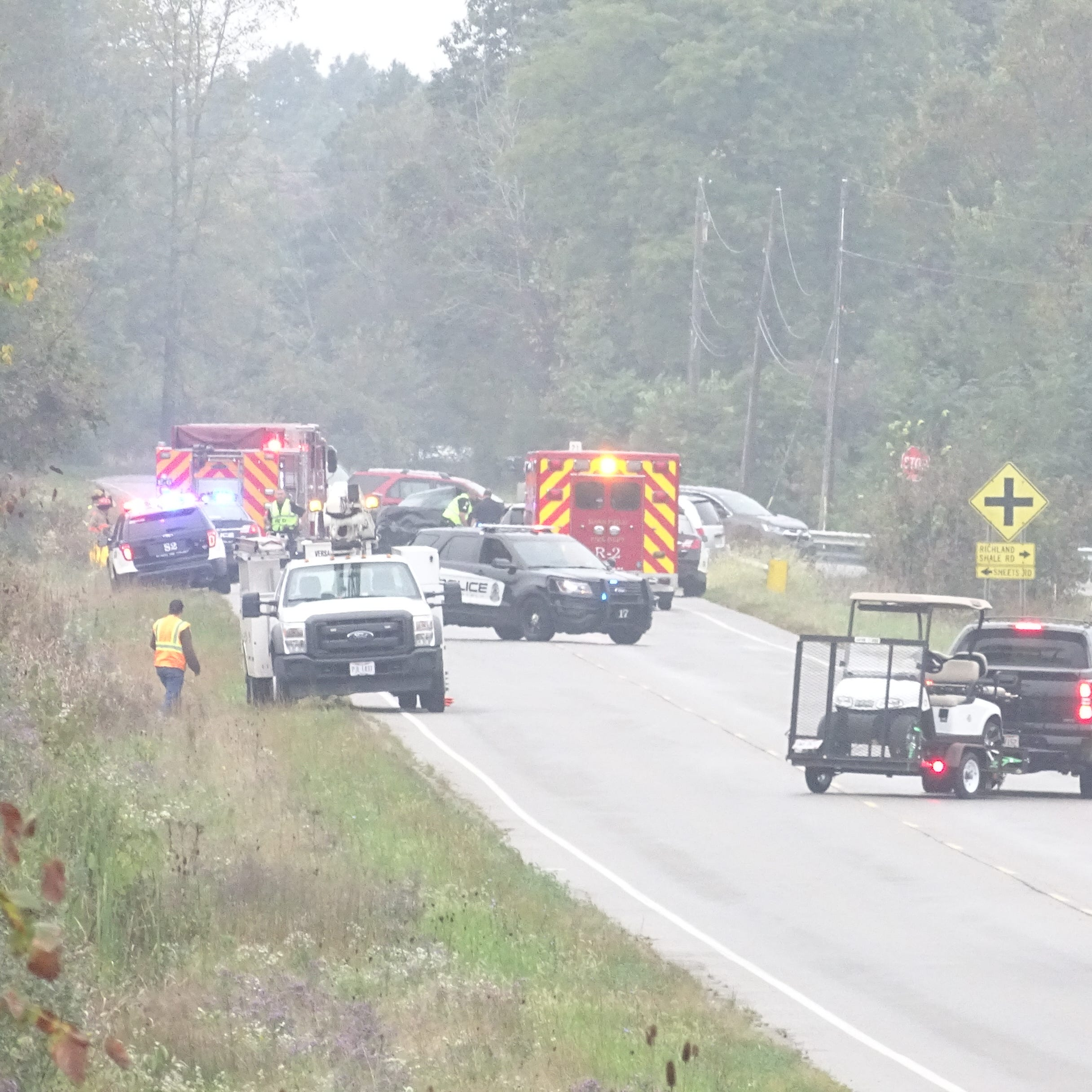Bucyrus native recovering after deadly wreck