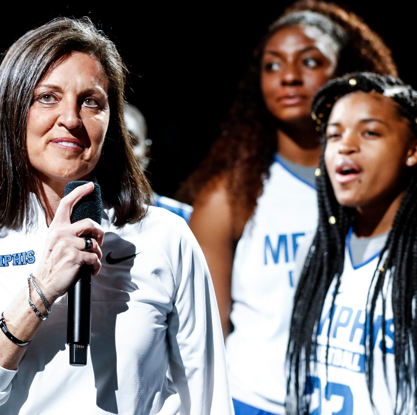 Memphis extends women's basketball coach Melissa McFerrin after 3 straight losing seasons