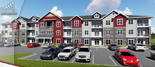 Station 441 is one of two apartment developments that would add nearly 500 units to Oak Creek.