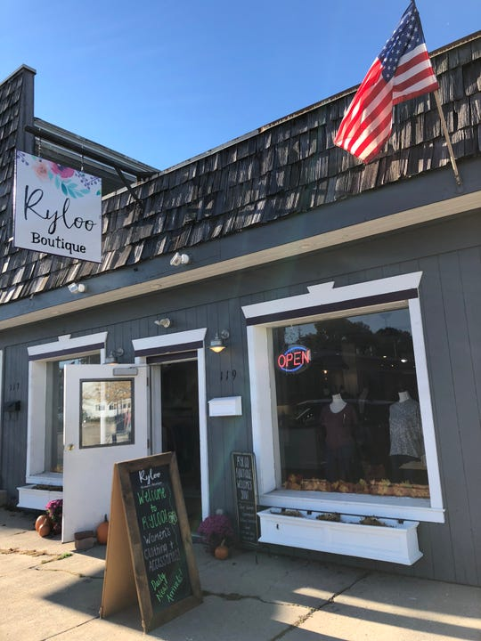 Ryloo Boutique at 119 Oakton Ave., Pewaukee is a new women's clothing boutique in the village.