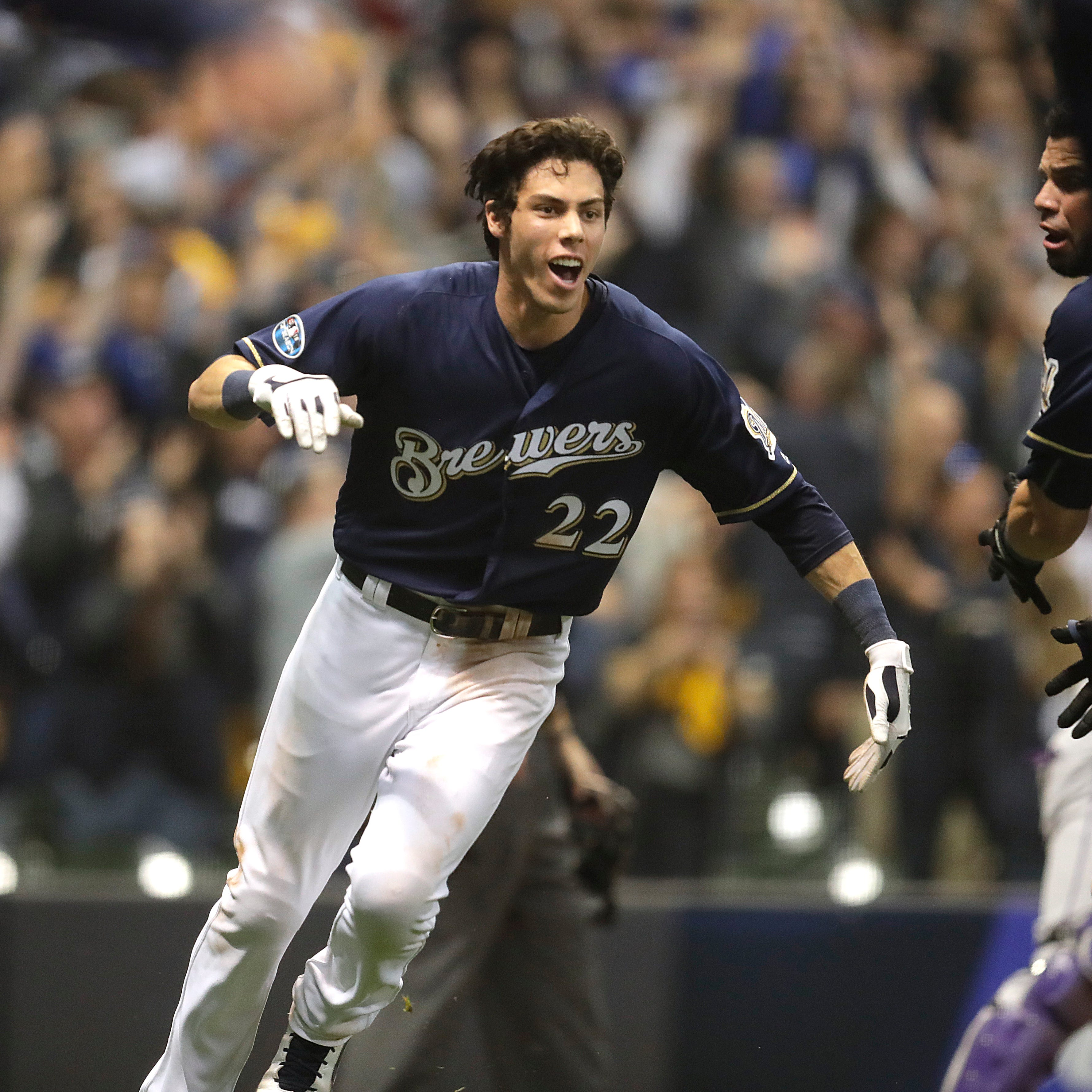 New songs about Milwaukee Brewers, Christian Yelich, Front Row Amy: Vote for your favorite