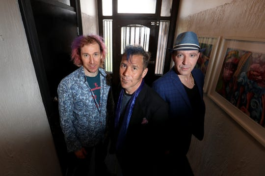 Music of Cream, featuring Malcolm Bruce (son of original Cream bassist Jack Bruce) and Kofi Baker (son of drummer Ginger Baker) pays homage to the pioneering blues-rock trio.  The group, which also includes guitarist Will Johns (nephew of Eric Clapton), will play the Mayo PAC on October 20 and the Count Basie Theatre on October 23.