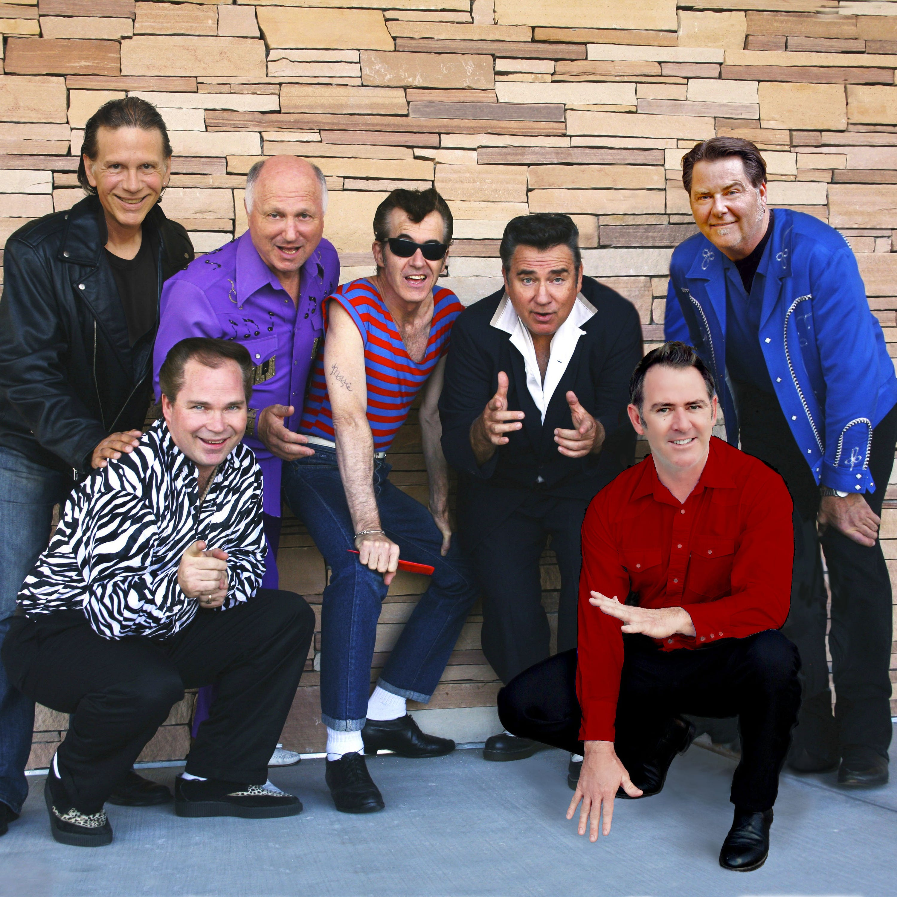 Sha Na Na still playing 50 years later (at Newton Theatre)