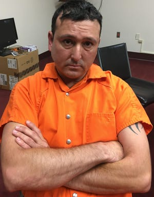Level Plains Police Chief Billy Maurice Driggers, 44,  was arrested at his office.