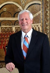 Belmont President Dr. Bob Fisher