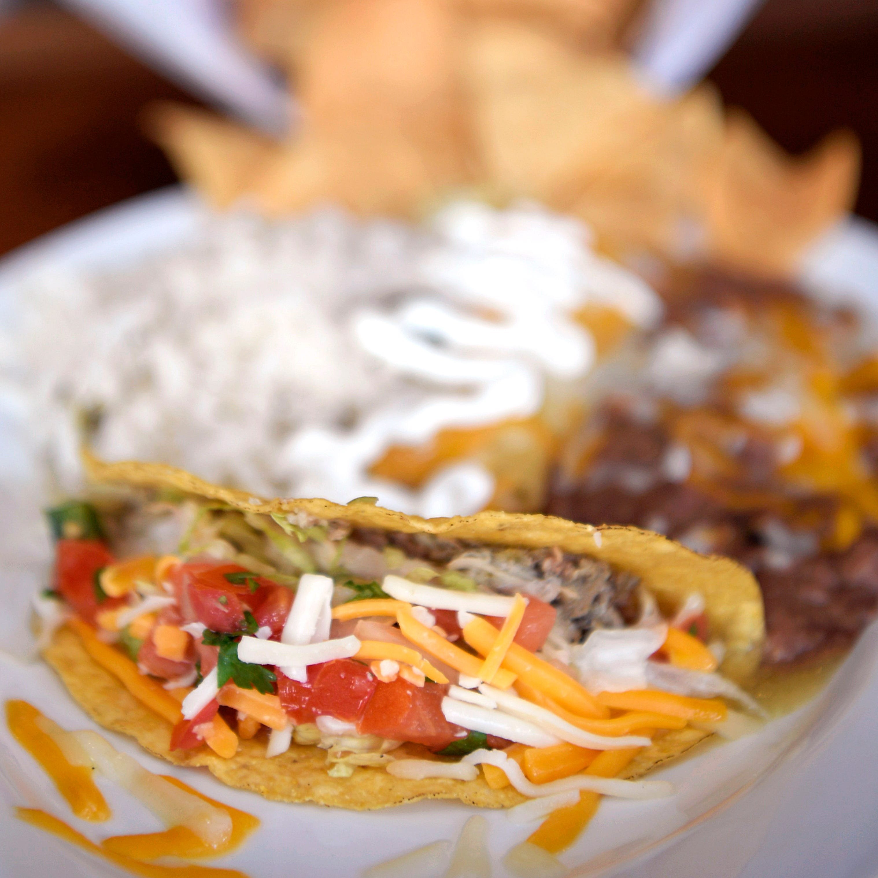 Cheap lunch in Nashville: Taco Cantina in Germantown fits the bill