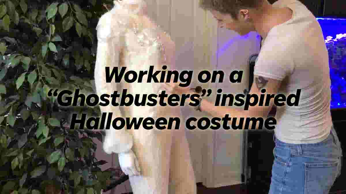 naples mom puts diy spin on halloween costumes