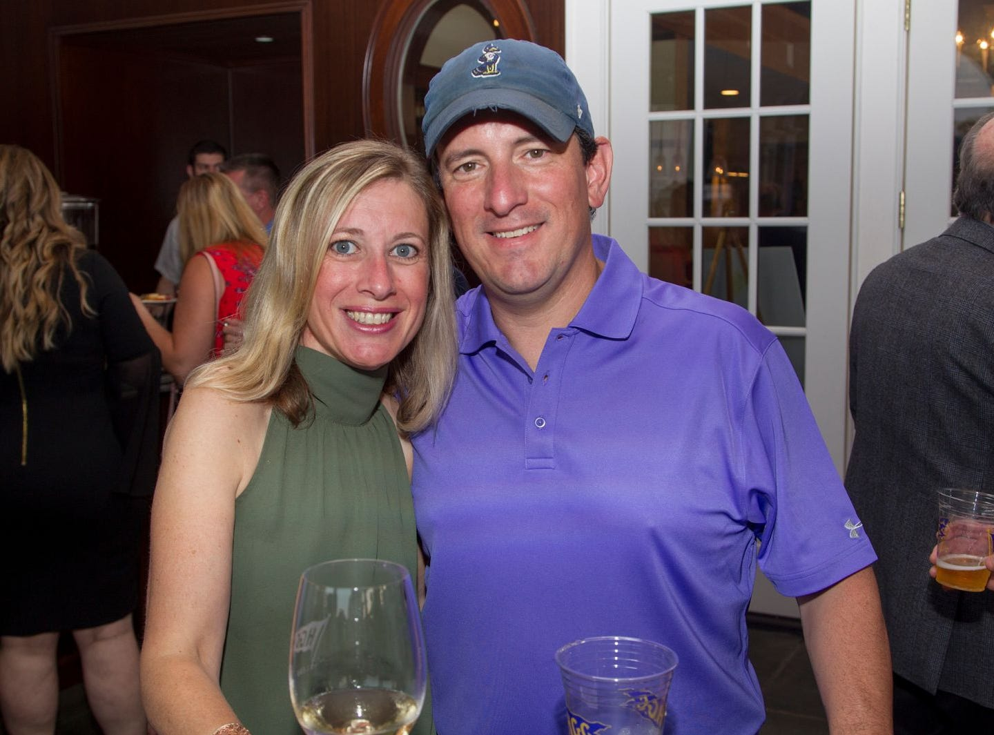 Sabrina and Marc Chacon. Institute for Educational Achievement held its 23rd annual Golf Classic at Hackensack Golf Club in Oradell. 10/01/2018