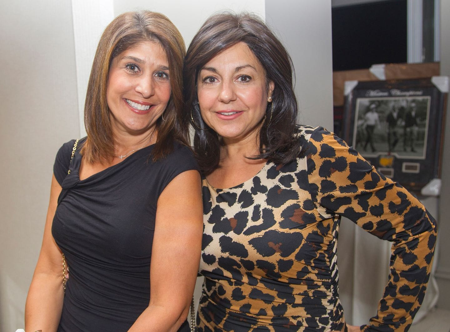 "Michele Silviano, Lisa Raglievich. Edgewood Country Club, in partnership with Golf Kitchen magazine, host the ""Golf Kitchen/Edgewood Fine Dining Soirée and Golf Kitchen Culinary Excellence Awards.""  10/04/2018"