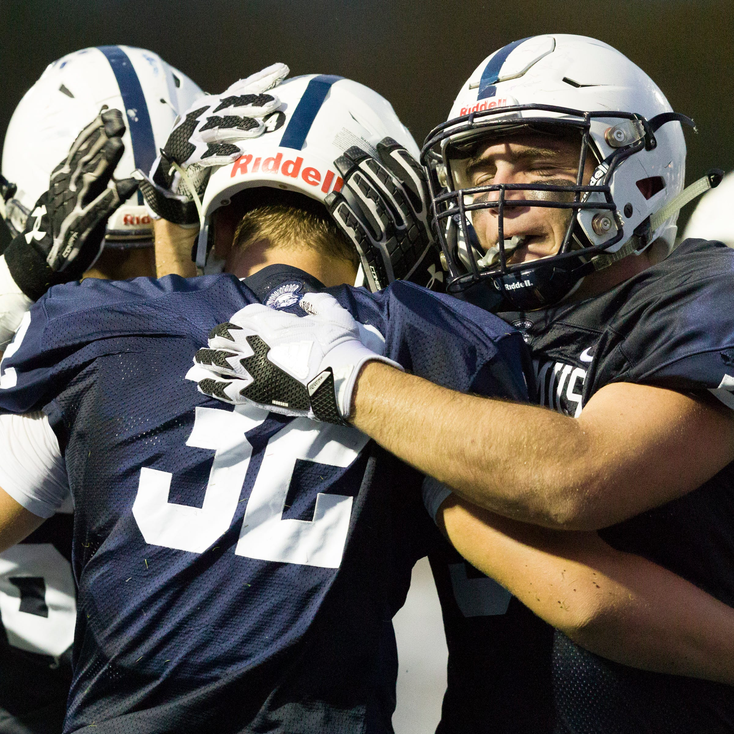 Paramus football reaching unprecedented heights, lifting spirits in town