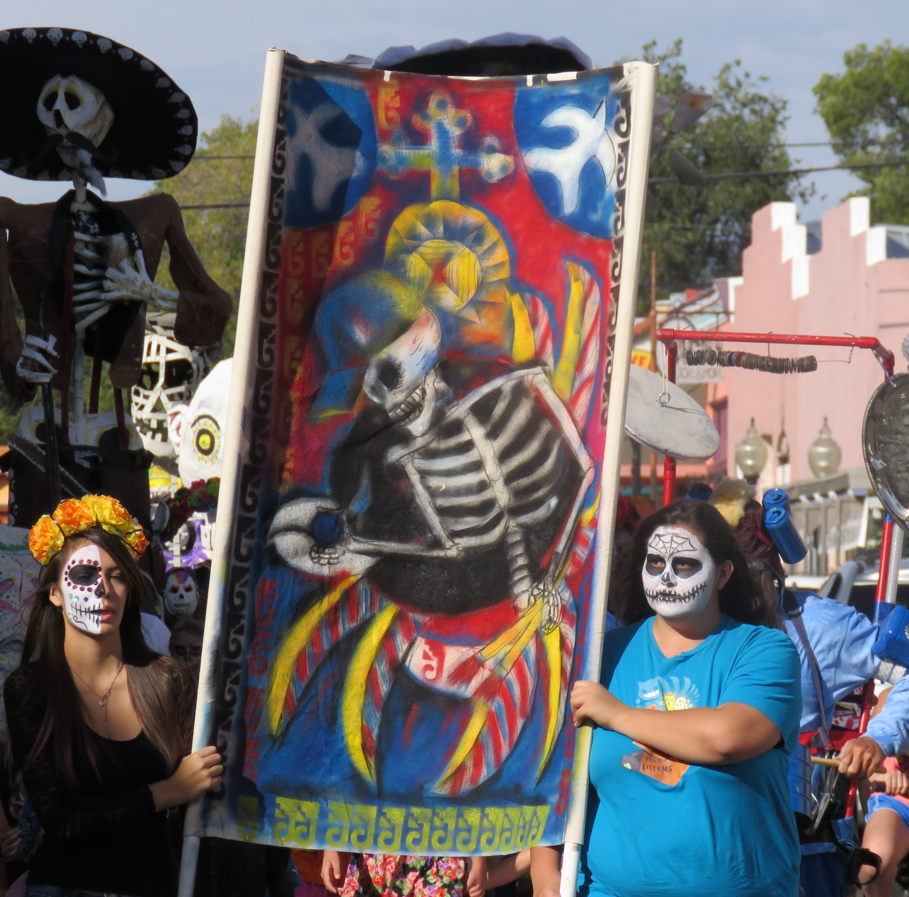 Silver City prepares for Dia de los Muertos celebration