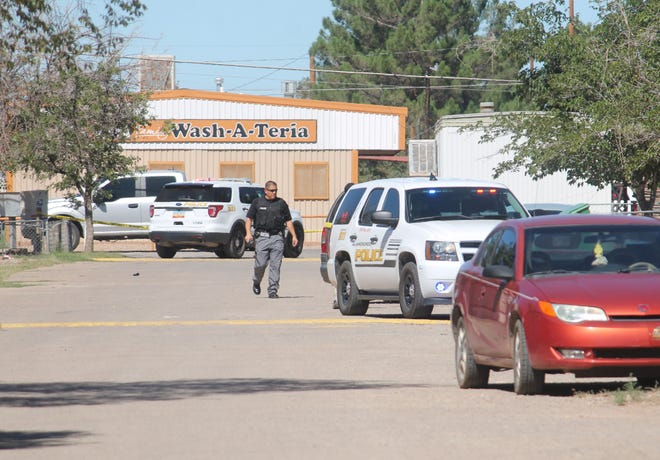 Alamogordo Police Department detectives arrested a man in connection with Friday's fatal shooting in the 900 block of Mescalero Street.