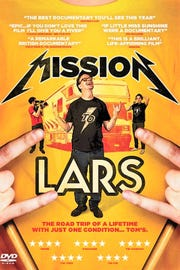 'Mission to Lars' depicts the life of a man with Fragile X syndrome and his anxiety to meet Metallica's drummer, Lars Ulrich.