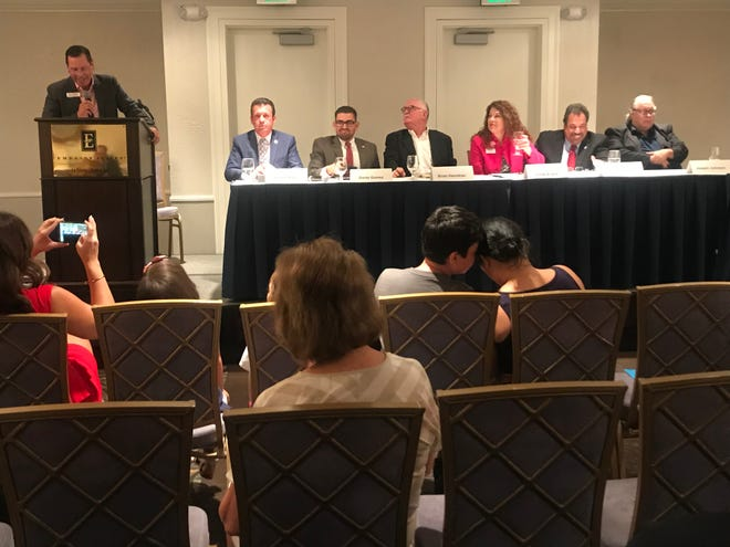 La Quinta City Council candidate forum hosted on Oct. 5, 2018