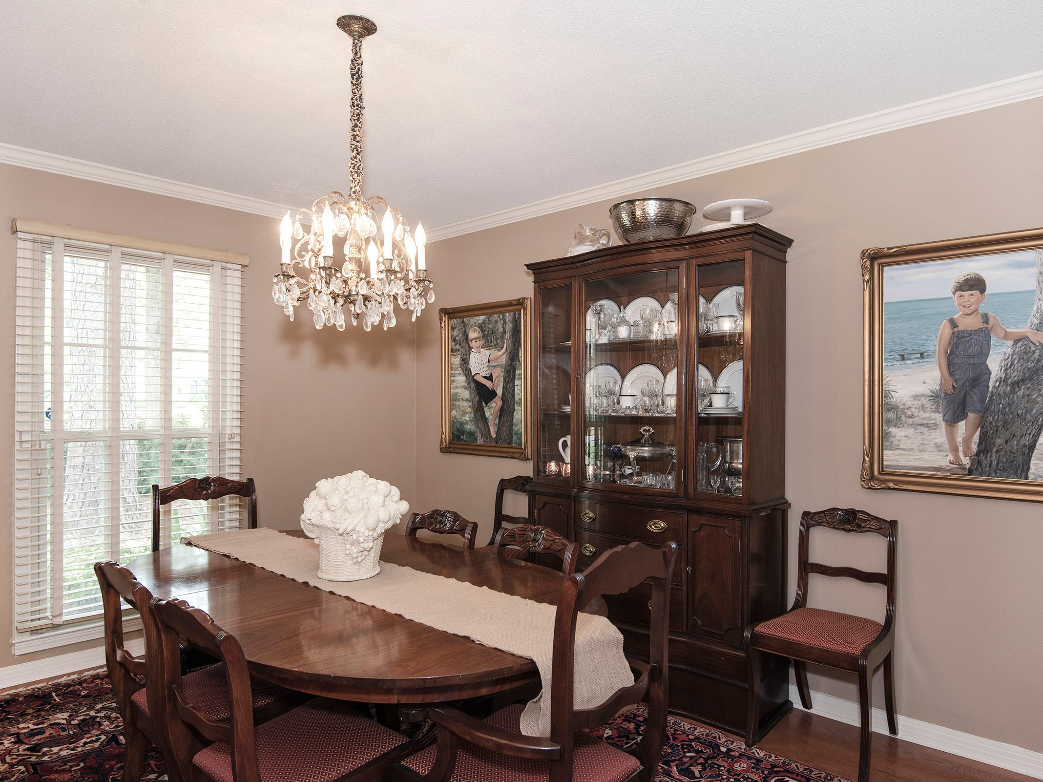 2625 Tambridge Circle, the formal dining room.
