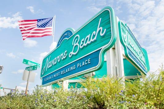 Navarre Beach Facilities