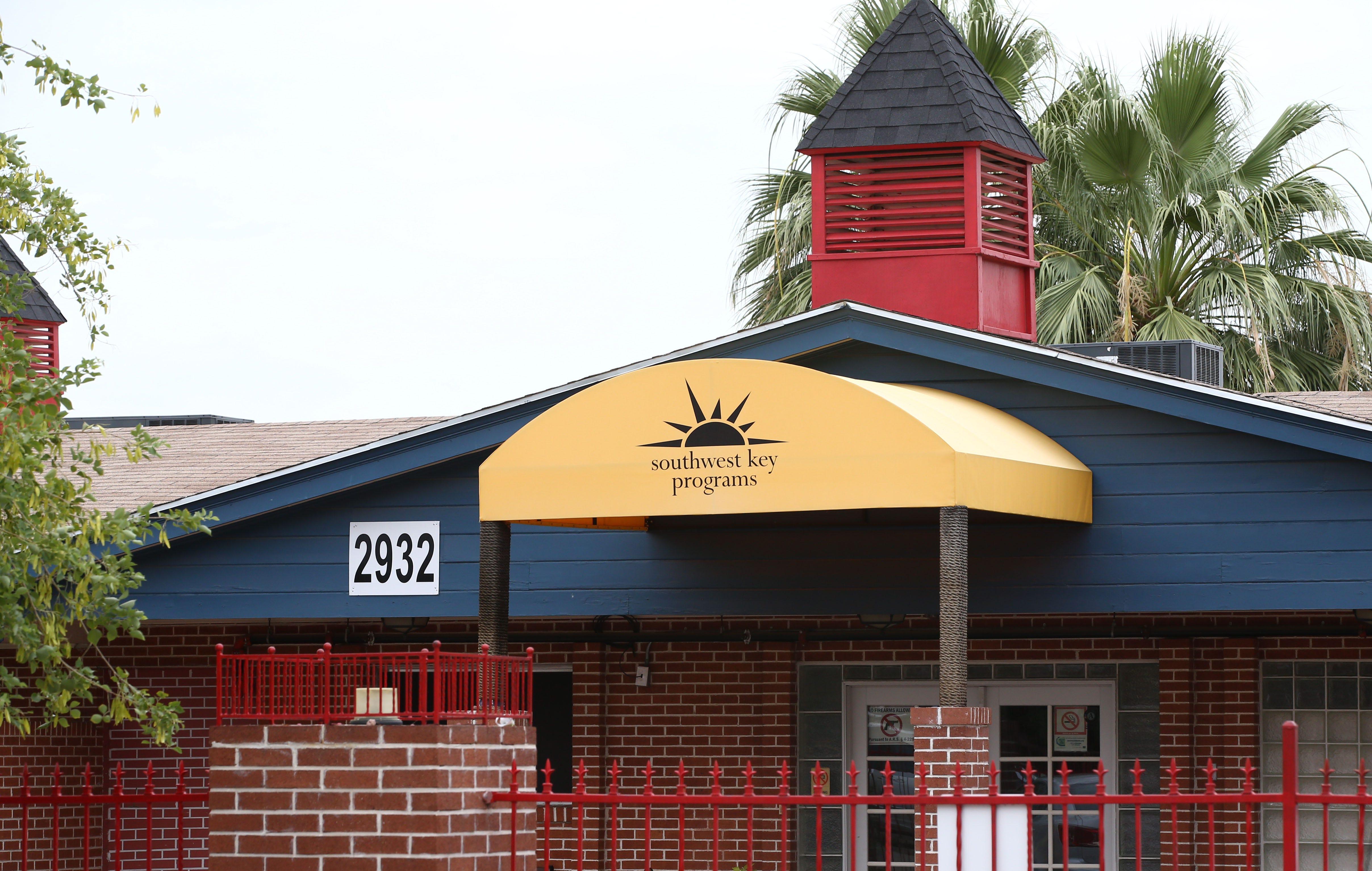 Videos: Migrant kids dragged, pushed at Southwest Key refuge