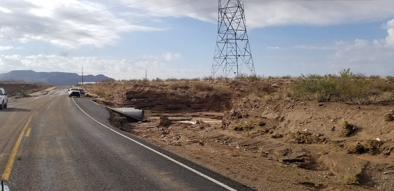 Craigslist Mohave County Az >> Mohave County Man Dies After Suv Swept Into Wash During