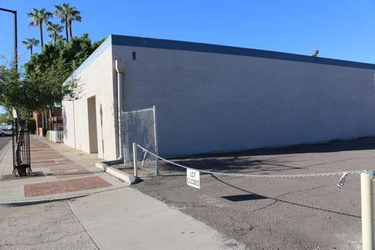 Old St. Vincent building in Glendale