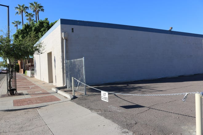 The old St. Vincent de Paul building on 57th Avenue near Glendale Avenue in Glendale was recently sold to a local high-end furniture manufacturing company.