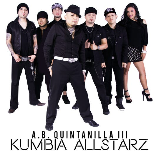 The Phoenix Latino Pride Festival will feature nationals acts such as the Kumbia Allstarz.