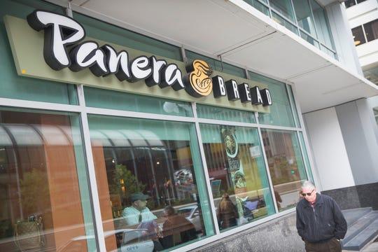 Panera Bread serves a Lentil Quinoa Bowl with Chicken.