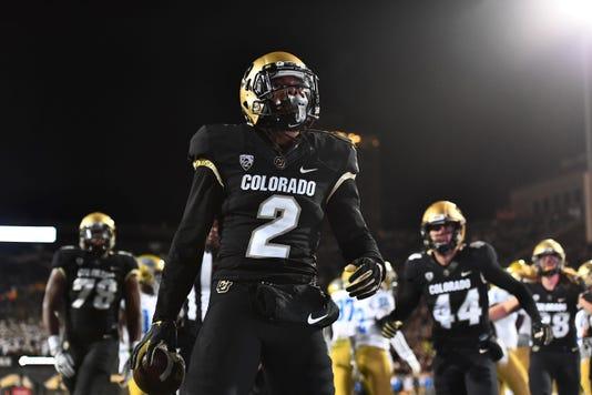Ncaa Football Ucla At Colorado