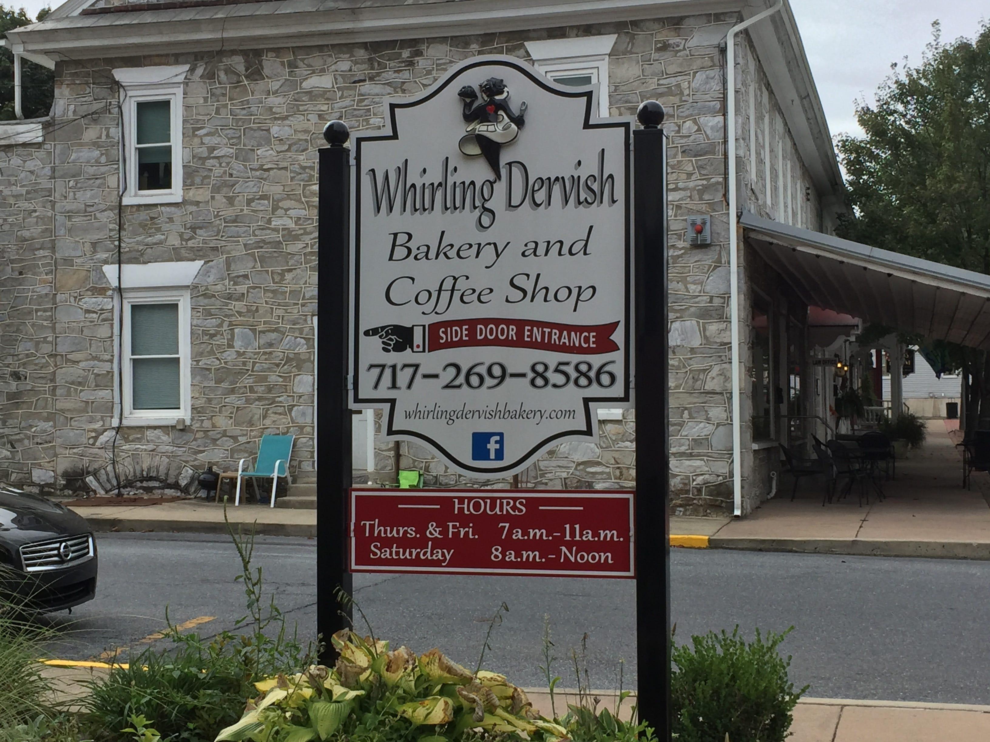 Whirling Dervish Bakery
