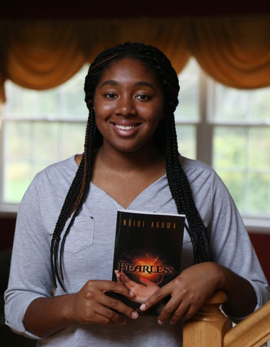 Student Author Ndidi Aguwa