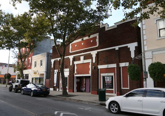 The future home of the Hudson Valley Food Hall, the former Roosevelt Theater at 288 Main Street in Beacon on October 5, 2018. The venue which is planned to open in late 2018 will feature food vendors, art installations, and pop up shops.