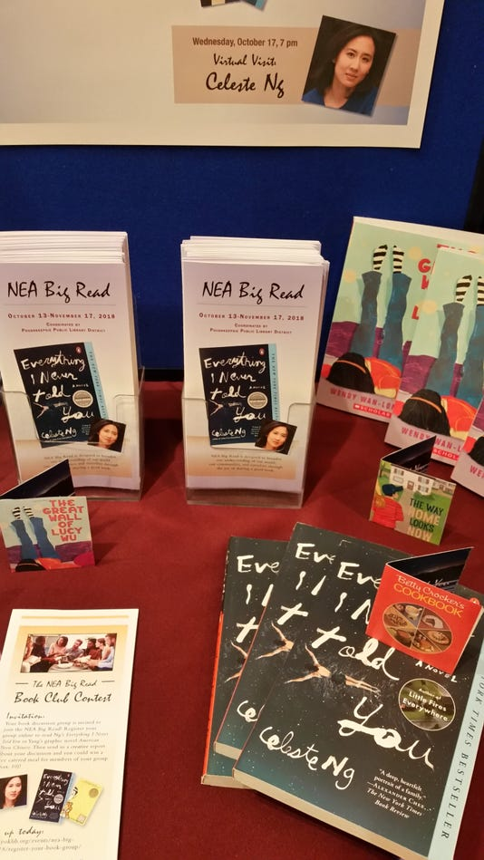 Big Read Display 2
