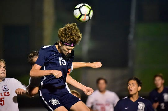 Chambersburg soccer is one of a handful of local teams that will vie for playoff runs starting this week.