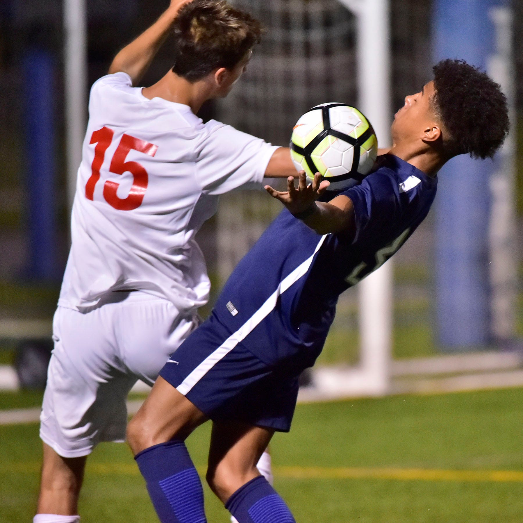 Chambersburg soccer faces grueling stretch ahead of Districts